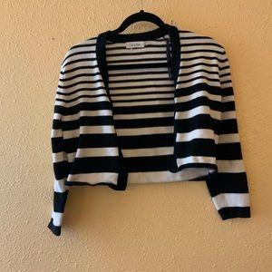 CK Shrug Half Sweater
